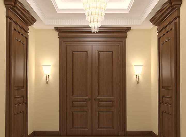 Using Wood Door Frames For Fire Rated Openings Wood Design Building