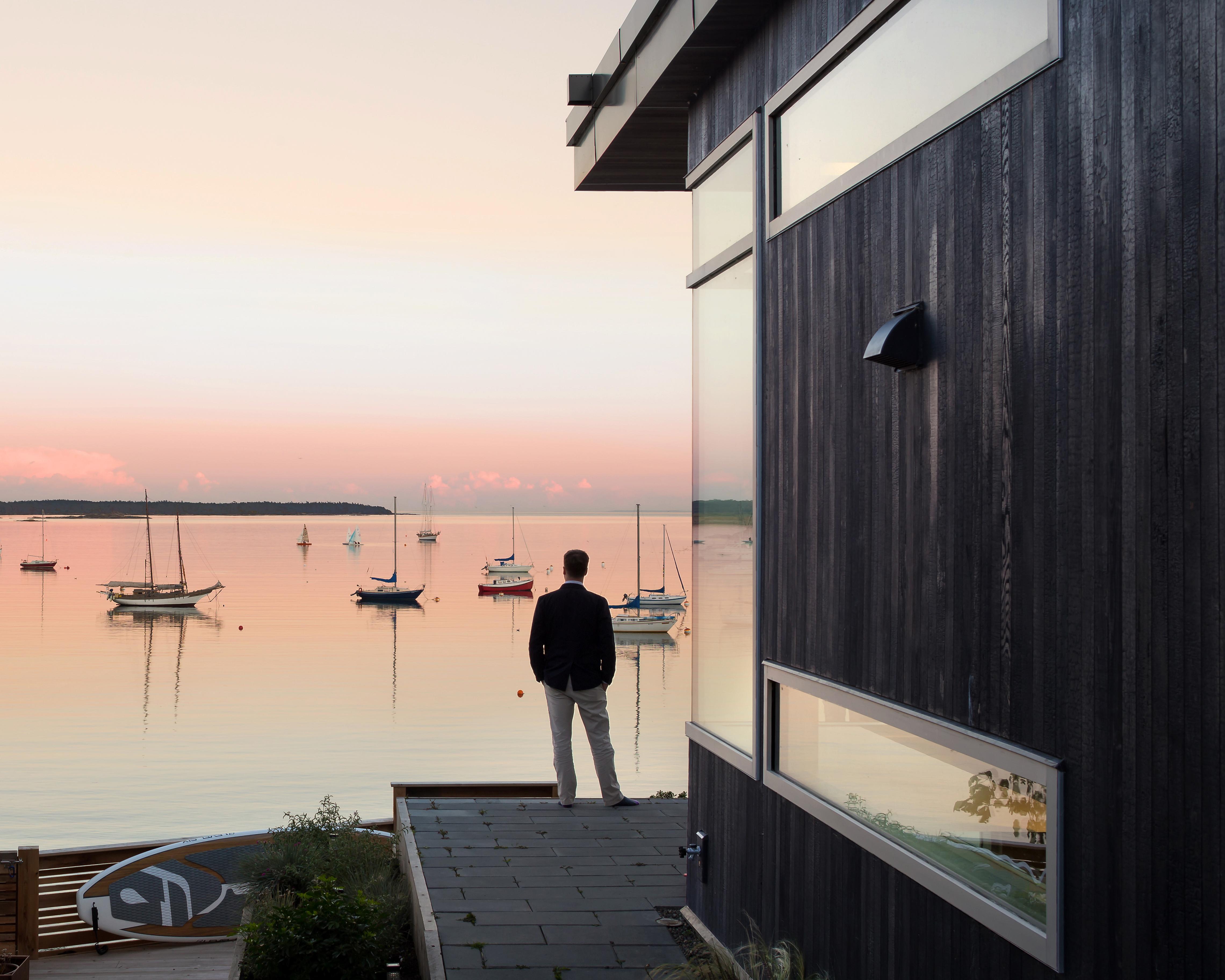 Cadboro Bay Residence Wood Design Amp Building