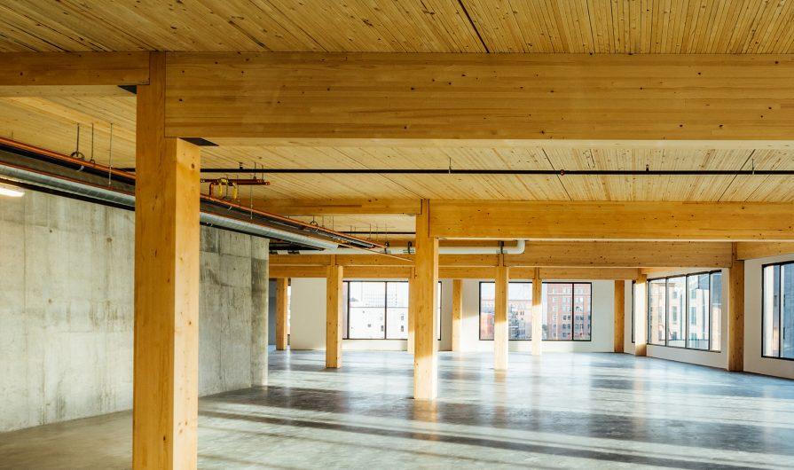 Dowel Laminated Timber - Wood Design & Building